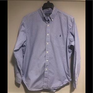 Ralph Lauren Classic Fit Men's Shirt